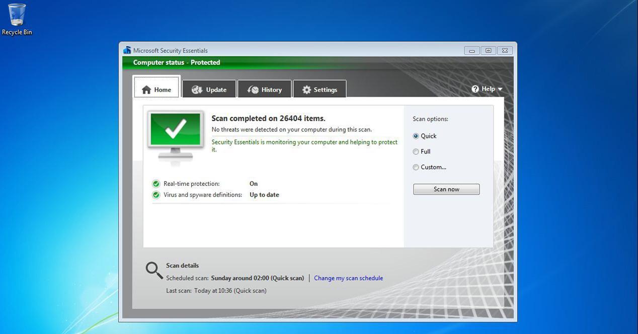Antivirus Security Essentials