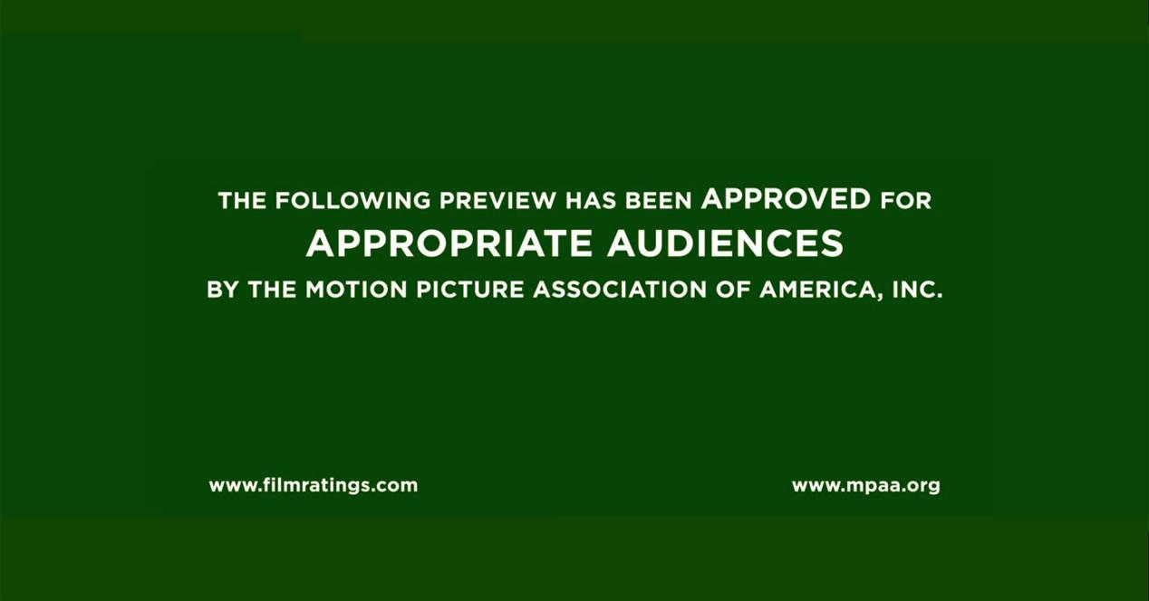 Mensaje de la MPAA
