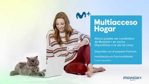 Multiacceso Hogar de Movistar+ ya disponible con hasta 4 dispositivos simultáneos