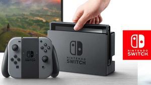Nintendo NX finalmente será Nintendo Switch y lucirá así de bien