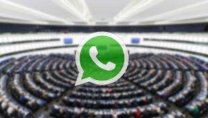 La UE insta a WhatsApp a dejar de compartir datos de sus usuarios