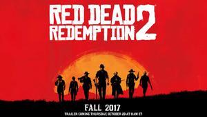 Red Dead Redemption 2: el nuevo juego de Rockstar llegará en otoño de 2017