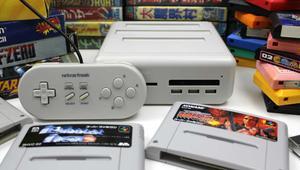 Retro Freak: jugar a 11 consolas retro y hacer backup de tus juegos es el sueño de todo nostálgico