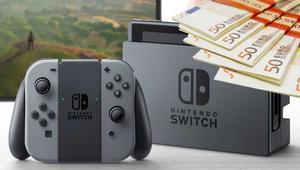 Varias filtraciones confirman el desorbitado precio de Nintendo Switch