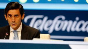 Telefónica gana un 22% menos a pesar de superar espectativas