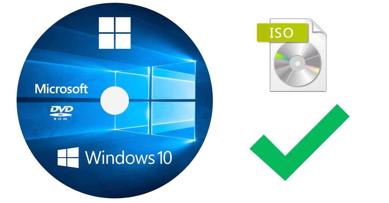 ISO de Windows 10