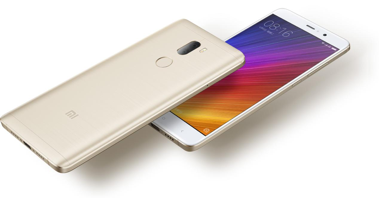Xiaomi Mi5s y Mi5 Plus
