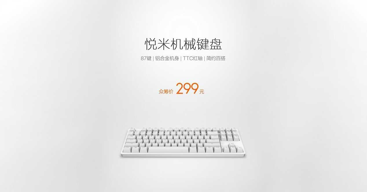 xiaomi-teclado-mecanico
