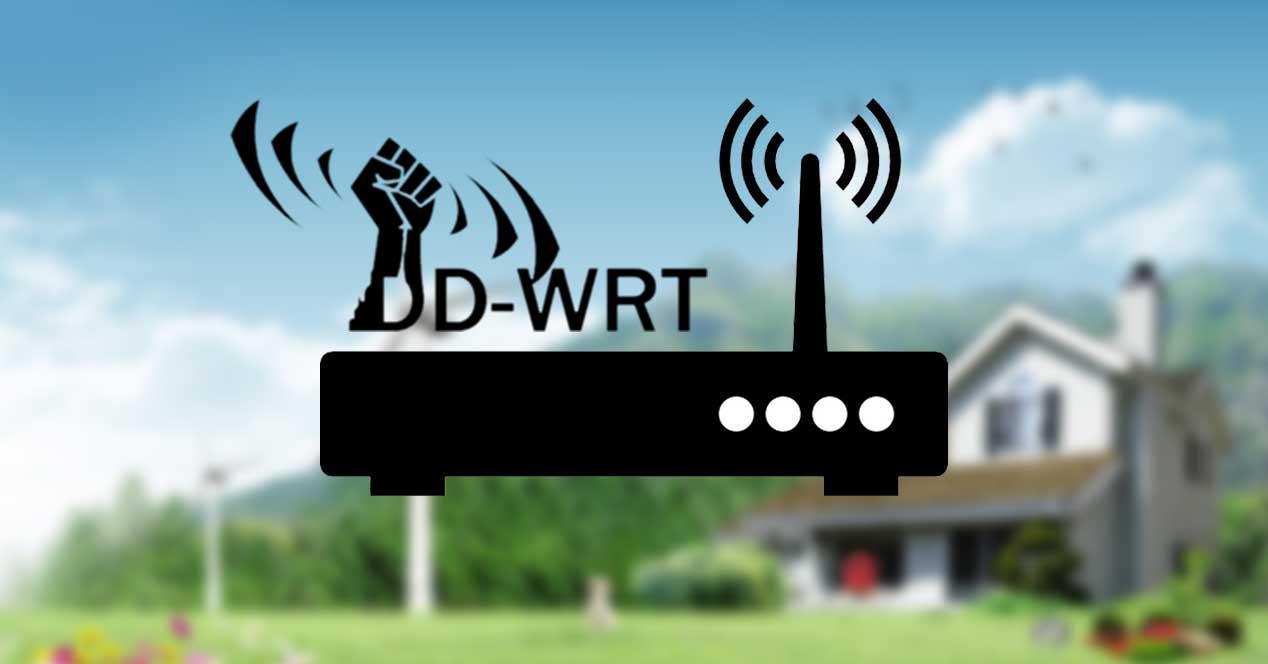dd-wrt router wifi