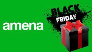 Amena adelanta el Black Friday y desde hoy activa varias promociones