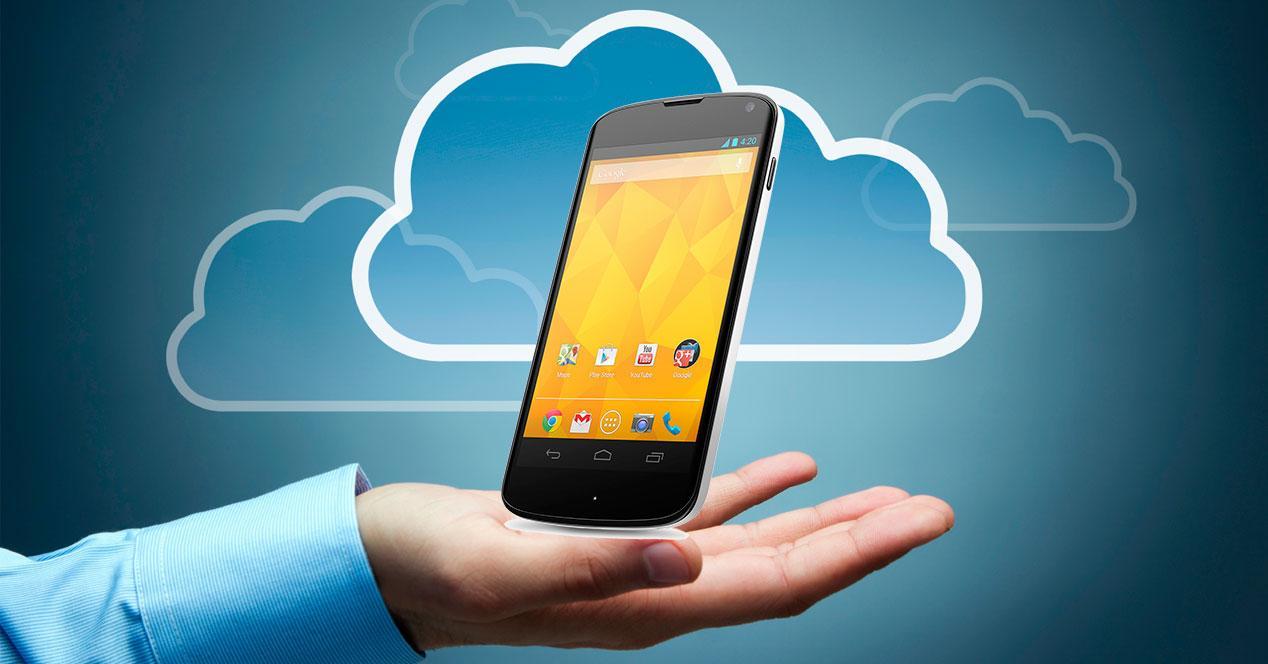 Backup Android en la nube