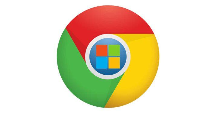 Chrome microsoft