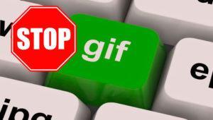 Cómo detener la reproducción de GIFs animados en Chrome y Firefox