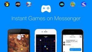 Jugar a Pac-Man y otros clásicos en Facebook Messenger ya es una realidad