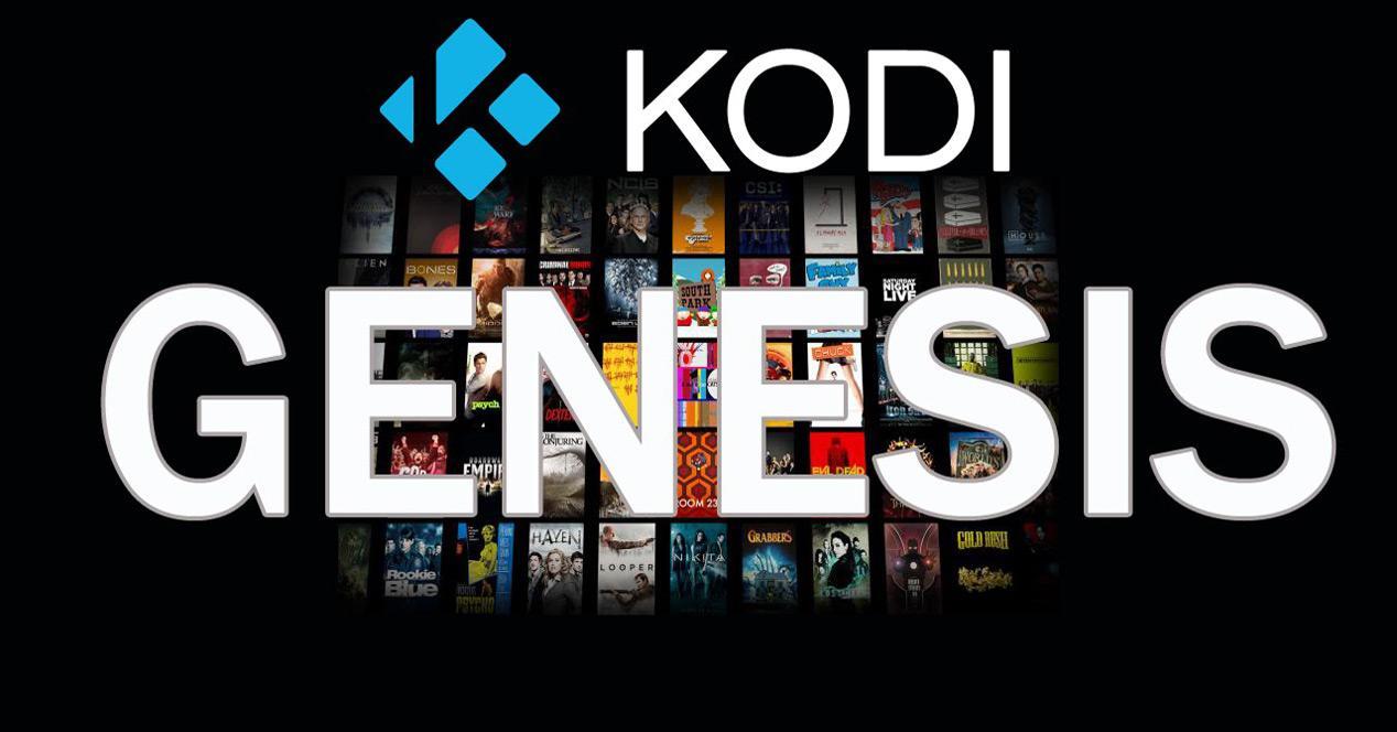 Complemento Genesis para Kodi