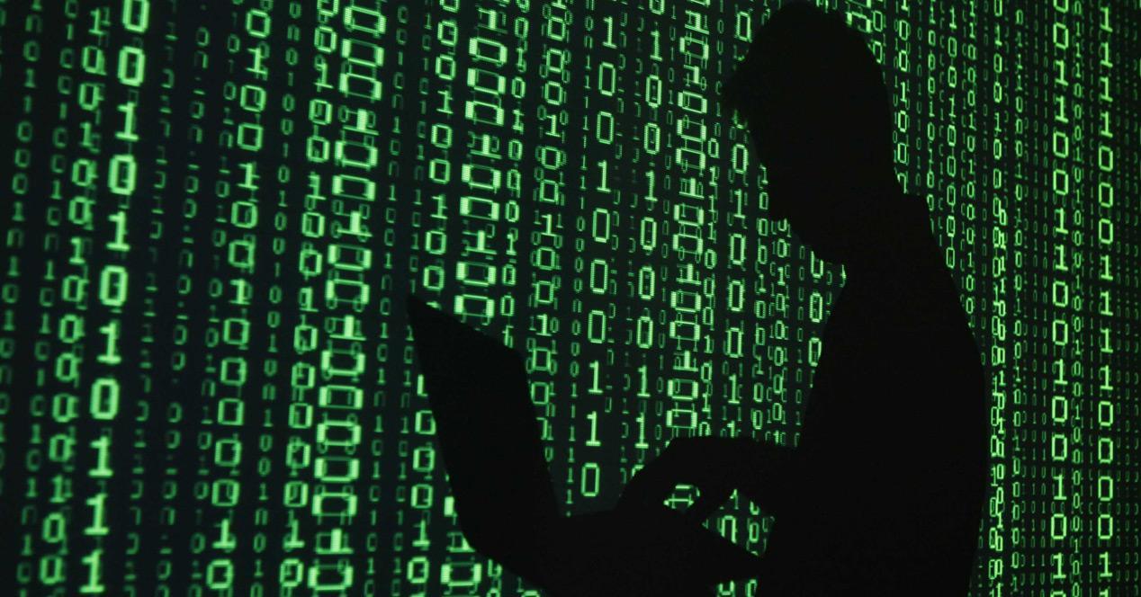 Hackers trabajando