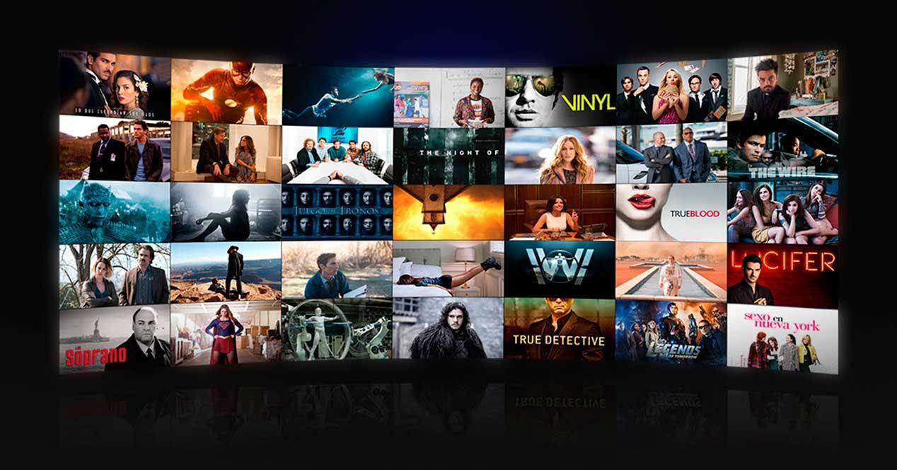 amazon tv españa series