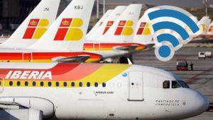 Iberia y Vueling ofrecerán WiFi de alta velocidad en 2017 en sus aviones