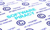 ¿Qué conocido grupo antipiratería usa código «pirata» en su página web?