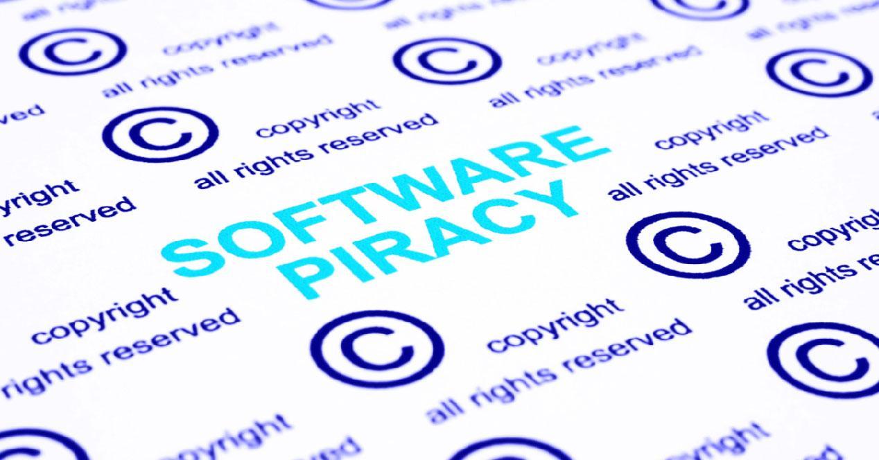 Pirateria de software original