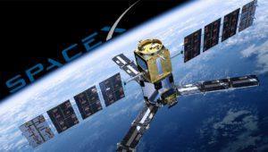 SpaceX ofrecerá Internet con una constelación de 4.400 satélites en 2020