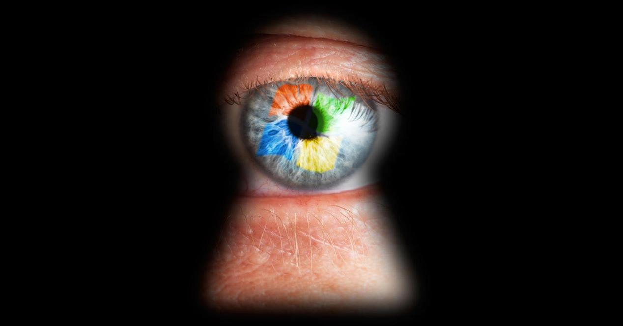 Vigilancia a los usuarios en Windows 10