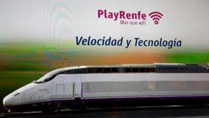 El WiFi en el AVE disponible a partir del sábado con cobertura en túneles