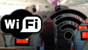 Panasonic promete WiFi 20 veces más rápido en los aviones