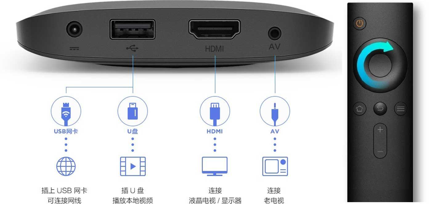 Xiaomi Mi Box 3s Y 3c Los Nuevos Set Top Box De Xiaomi