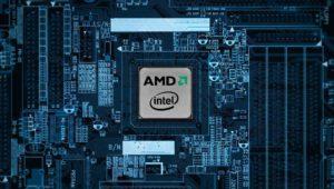 Procesadores Intel con gráficos AMD ¿lo nuevo para derrotar a NVIDIA?