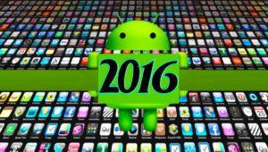 Estas son las aplicaciones Android que han sido más populares en 2016