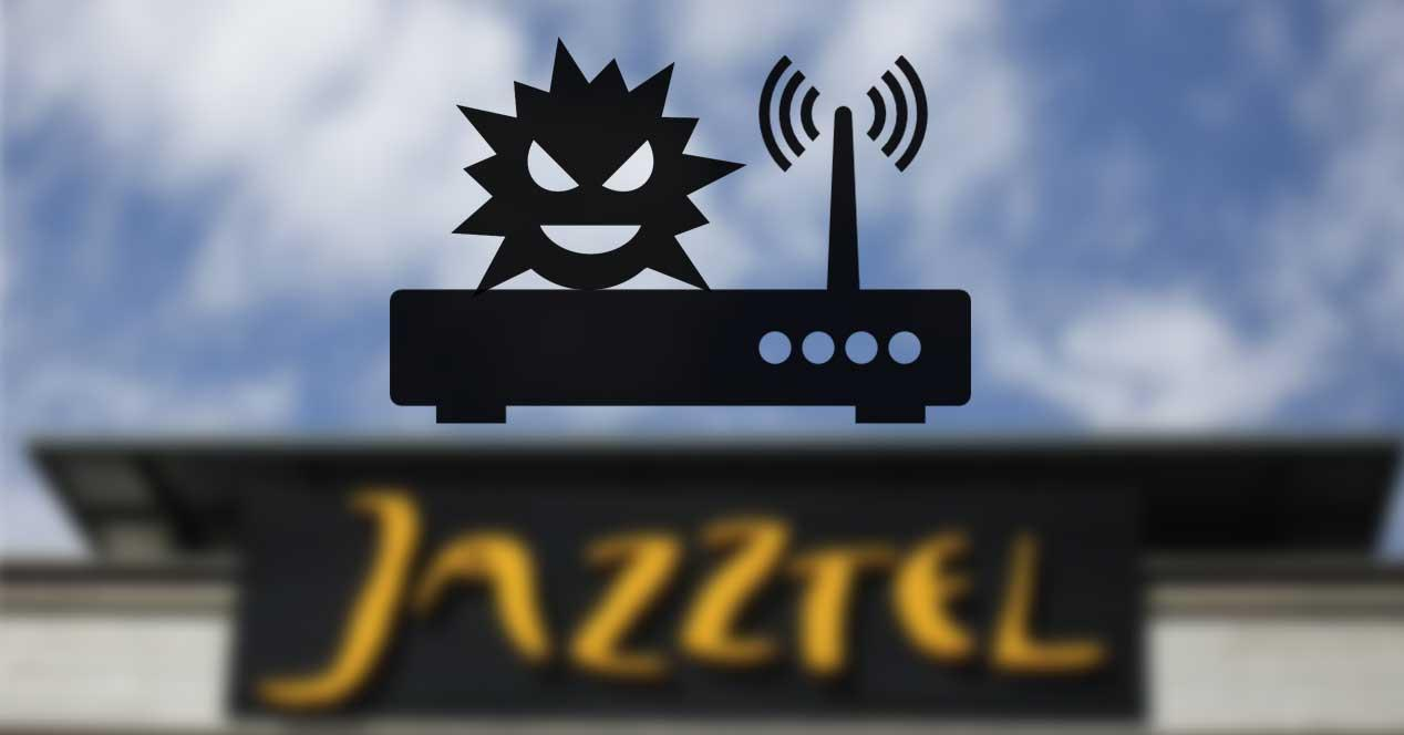 botnet-jazztel-router