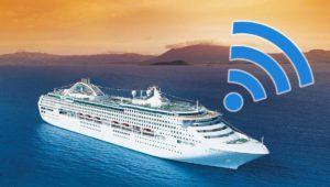 El WiFi en alta mar es ahora 80 veces más rápido que hace 6 años