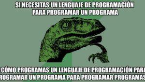 ¿Cuál fue el primer lenguaje de programación?
