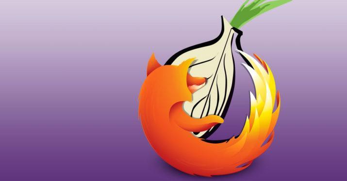 Firefox y tor