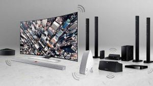 Cómo hacer un sistema de cine en casa con Multiroom de Samsung