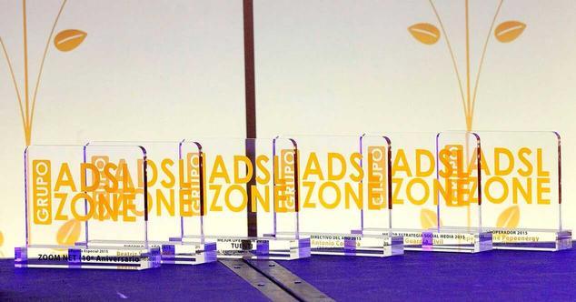 Ver noticia 'Premios ADSLZone 2016: estos son los ganadores #PremiosADSLZone'