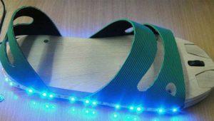 Este ratón-sandalia es ideal para quienes no pueden usar las manos