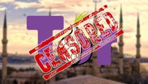 Turquía bloquea Tor en todo el país. Y sí, puede hacerlo