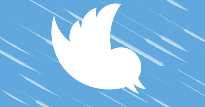la caida de Twitter