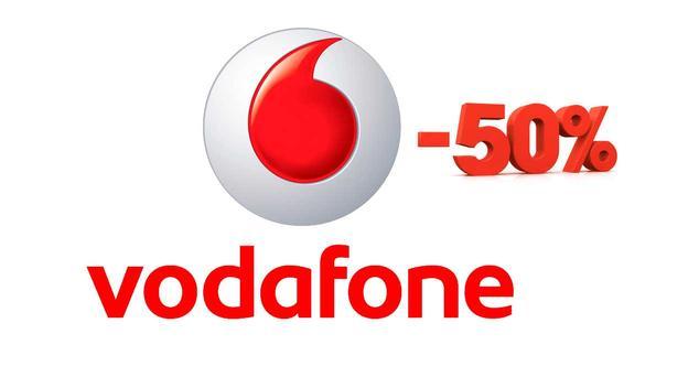 Ver noticia 'Vodafone One M, L y XL y todas las tarifas Red a mitad de precio por Navidad'