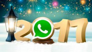 Cómo felicitar el Año Nuevo por WhatsApp de forma original