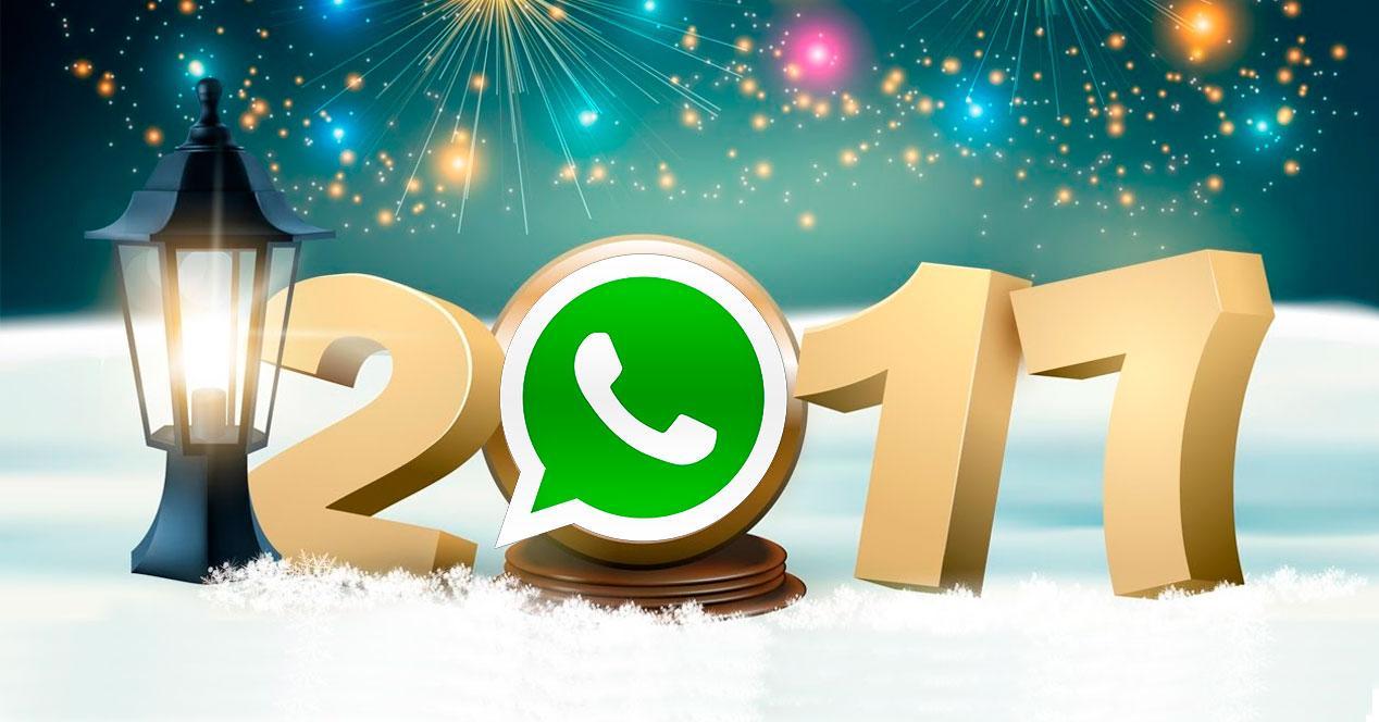 C mo felicitar el a o nuevo por whatsapp de forma original - Felicitar la navidad por whatsapp ...