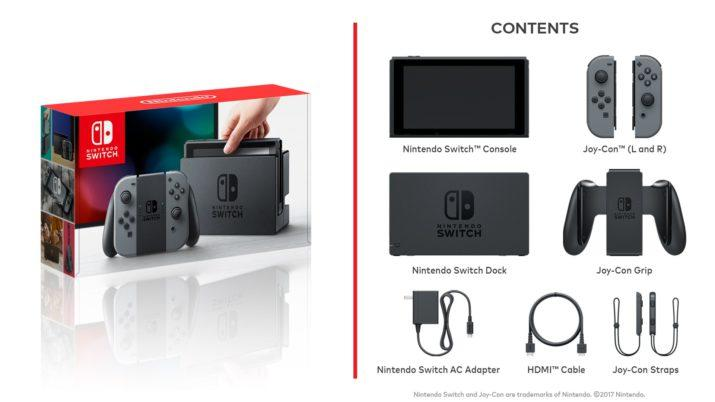 Pack Básico Nintendo Switch