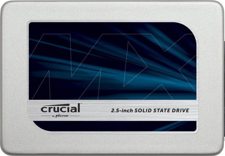 Crucial MX300 525GB – 136,78 euros