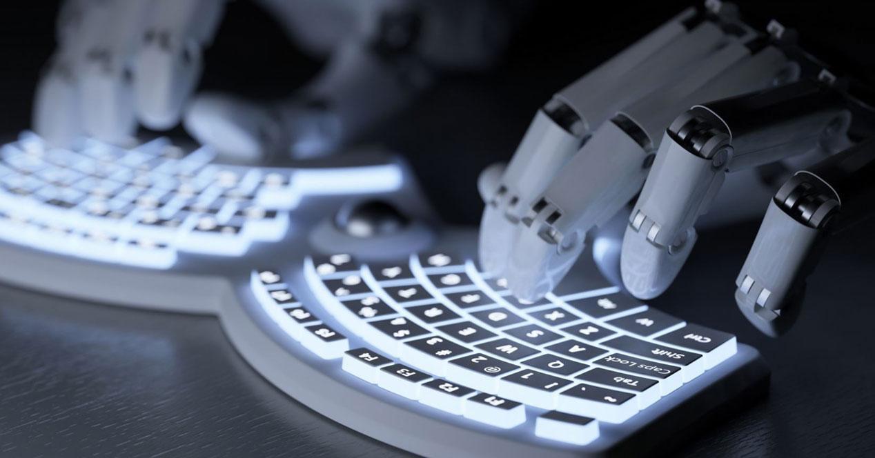 Desarrollos software IA