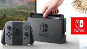 Confirmado el precio de la Nintendo Switch para España