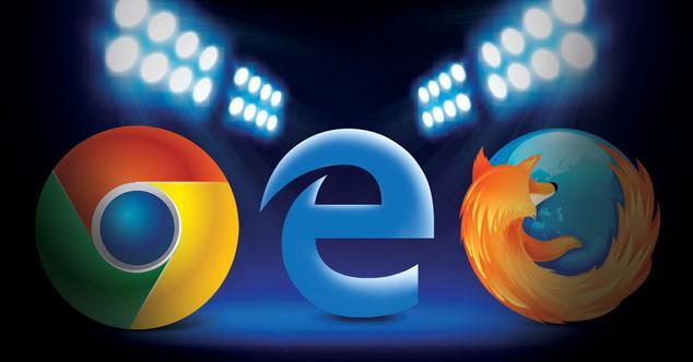 Chrome Firefox Edge