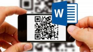 Cómo crear códigos QR desde Microsoft Word