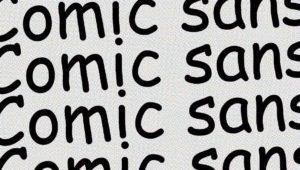 El creador de la odiada Comic Sans explica el nacimiento de la fuente